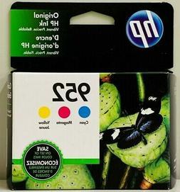 genuine 952 cmy inkjet cartridges officejet pro