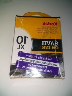 Genuine Kodak All In One Printer Black Ink Cartridge 10XL