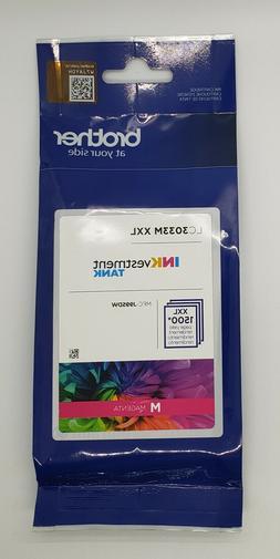 Genuine Brother LC3033 Magenta Ink Cartridge - Brand New - x