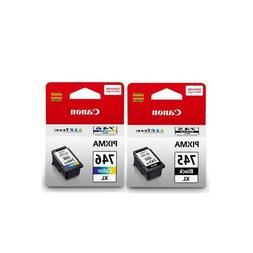 GENUINE Canon PG-745XL and CL-746XL Ink Cartridges   - Assor