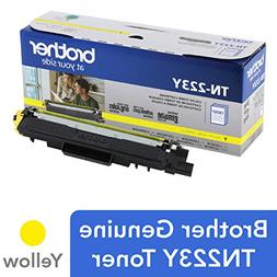 Brother Genuine TN223Y, Standard Yield Toner Cartridge, Repl
