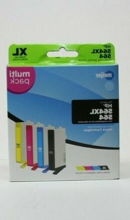 Meijer HP 564 Ink Multipack Sealed for HP Brand Inkjet Print