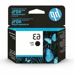 HP Inc. HP 63  Black Original Ink Cartridge