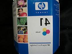 hp tri color 41 inkjet print cartridge