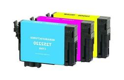 Clover Imaging Remanufactured Cyan, Magenta, Yellow Ink Cart