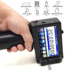 Industrial Handheld Coding Machine For Date QR Logo barcode