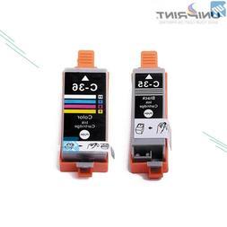 Ink Cartridge PGI35 CLI36 for Canon PIXMA IP100 IP100B IP110