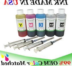 Ink cartridge Refill kit box for HP 63/64/65/901/300/60/61/6
