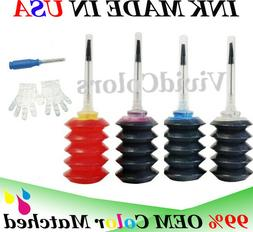 INK Cartridge Refill kit for Canon PG243 & CL244 PG-245 CL-2