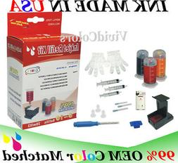 ink cartridge refill kit for canon pg243