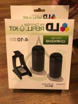 LD Ink Cartridge refill kit LD-RFK004B