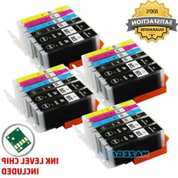 Ink Cartridges for Canon PGI-250XL CLI-251 XL Pixma MG5620 M