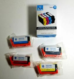 Onn Ink Cartridges Remanufactured HP  564XL 1 Black and 3 Co