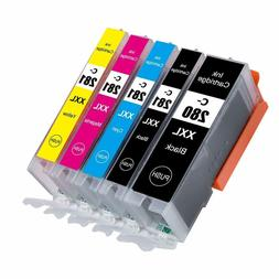 PGI-280 CLI-281 XXL Premium Ink Cartridges For Canon TS6320