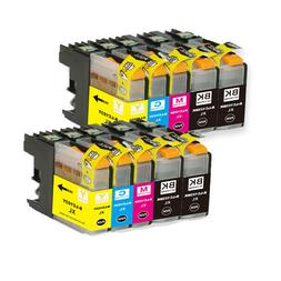 Ink Jet Cartridges for Brother LC103XL LC101 MFC-J285DW MFC-
