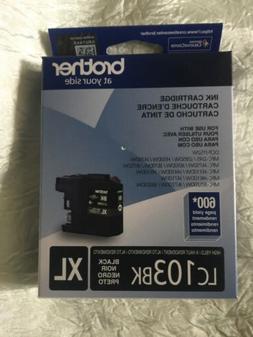 Brother Innobella LC103BK Ink Cartridge - Black - Inkjet - 6