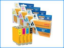 KODAK Remanufactured Ink Cartridge T125120-BCS-KD Epson 125