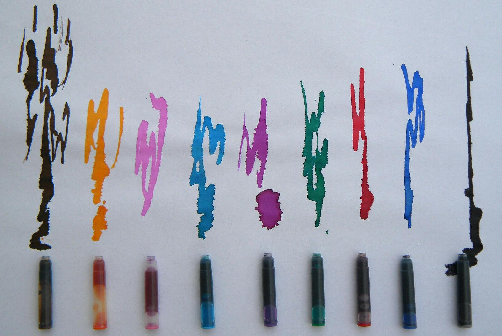 100 Calligraphy Pen PEN 9 colors
