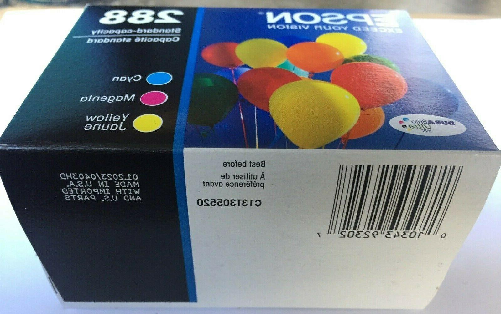 Epson Ultra Color Pack Standard Capacity Ink