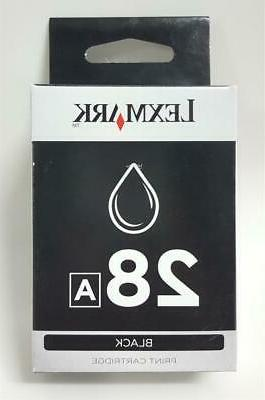 28a black ink cartridge 18c1528 genuine new