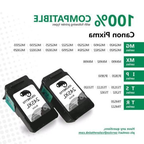2pk Black Canon XL XL 246XL