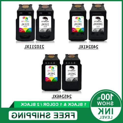 2pk printer ink cartridges black and color