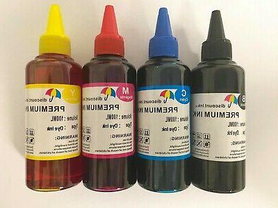 bulk refill ink bottle for hp canon