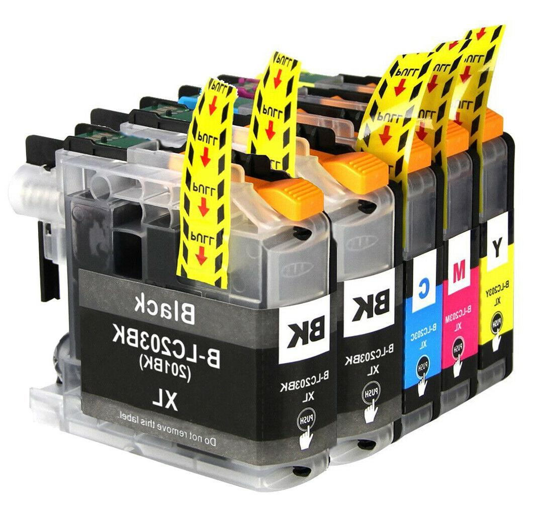 5 pack lc203 xl ink cartridges 2