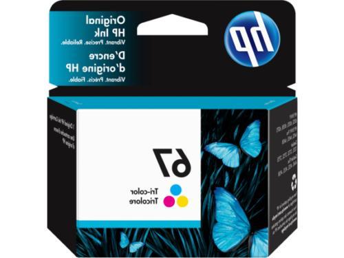HP Tri-color Original Ink