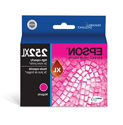Epson DURABrite Ultra Ink 252XL Ink Cartridge - Magenta T252
