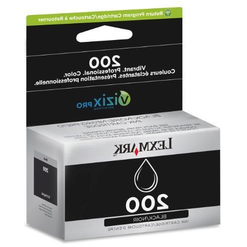Lexmark 200 Black Cartridge