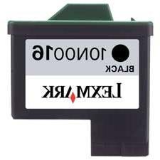 Lexmark #16 Black Ink Cartridge