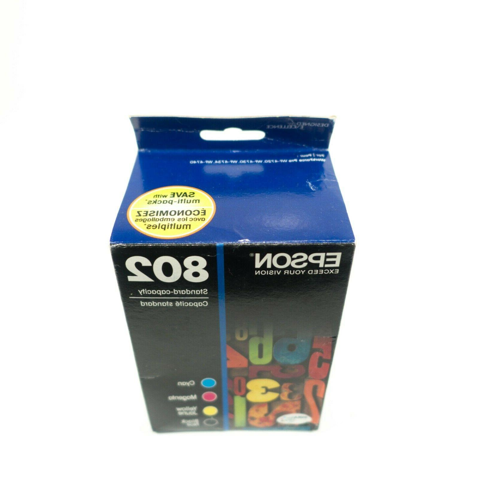 Epson Black Color 4 Cartridges