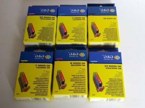 g and g ink cartridges 6 count