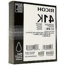 Ricoh GC41K Black Ink Cartridge  F/ Aficio SG3110dn, SG3110d