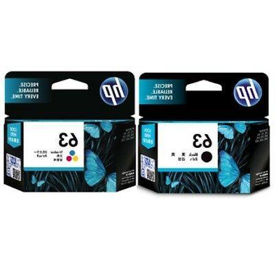 HP + set 2 Cartridges