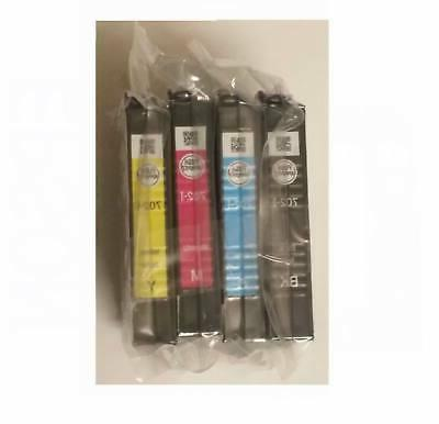 4 genuine 702 initial ink cartridges wf
