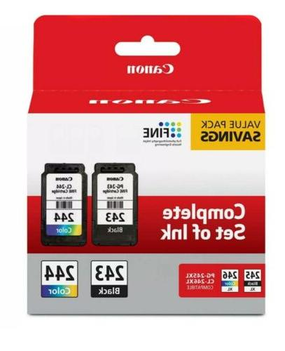 genuine ink cartridges pg 243 and cl
