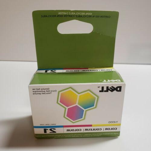 genuine y499d series 21 color ink cartridge