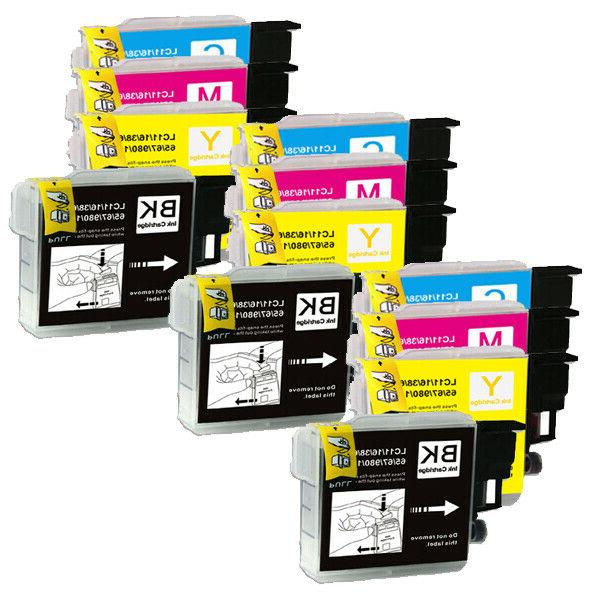 ink cartridges combo pack for brother lc61