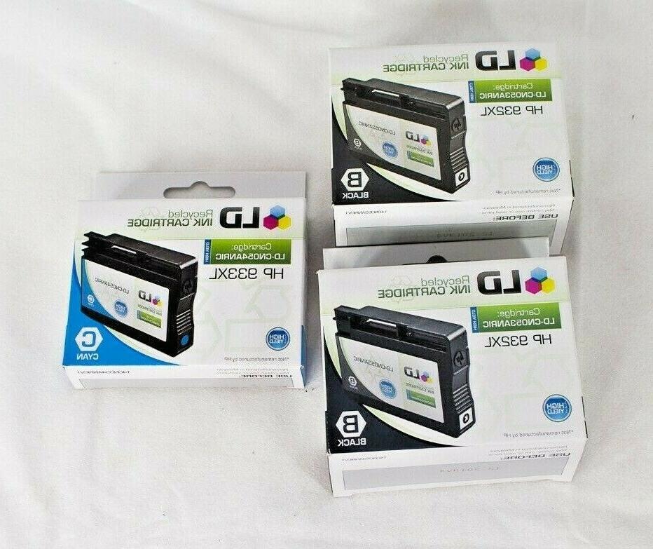 ink cartridges hp 932xl brand new lot