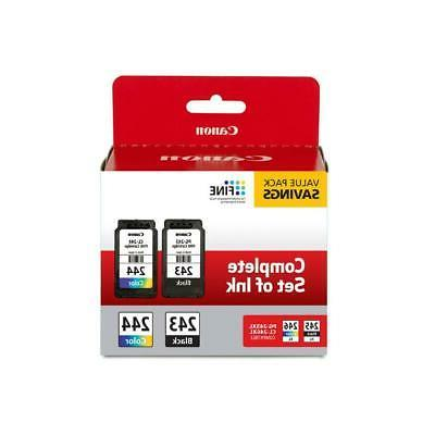 Canon Ink PG-243 CL-244 Ink Cartridge #1287C006