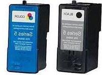 Dell J5567 Ink Cartridge - Color - Inkjet