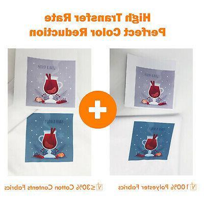 A-SUB 150 Dye Sublimation 125g Transfer Paper Cotton