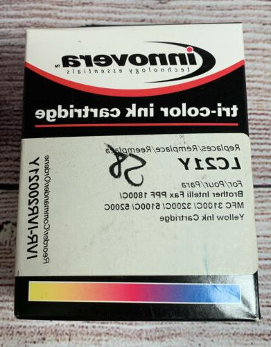 lc21y yellow ink cartridge