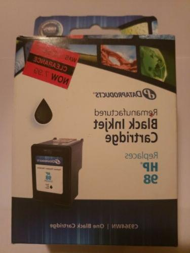 new and sealed hp 98 black ink