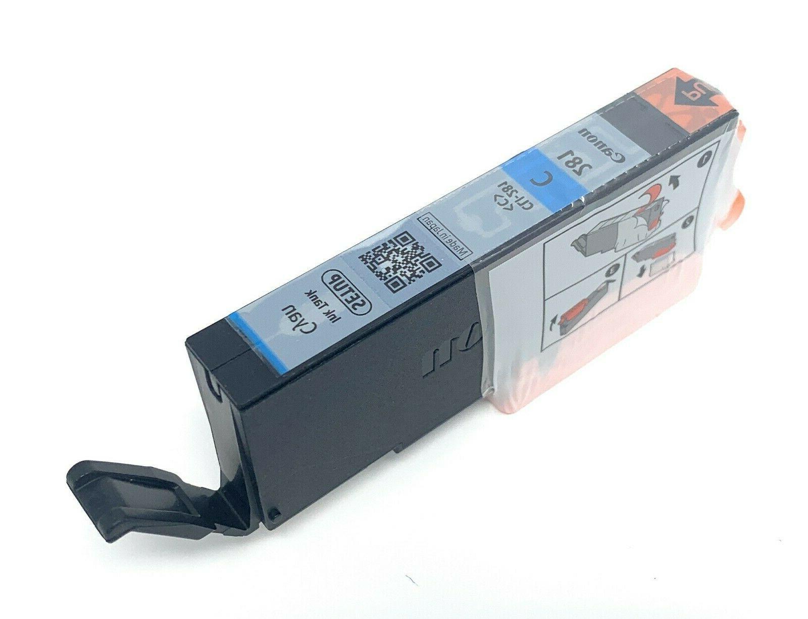 Canon Genuine PGI-280 & Colors PGI/CLI Black