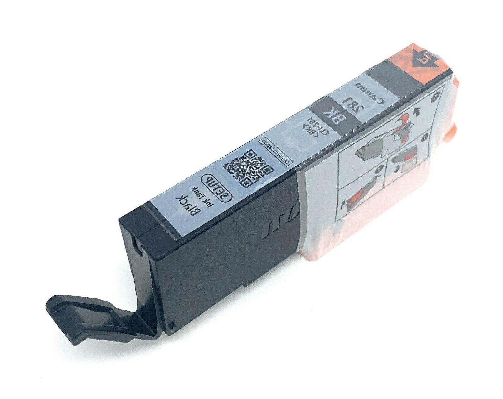 Canon Genuine & Colors and PGI/CLI Black Cartridge