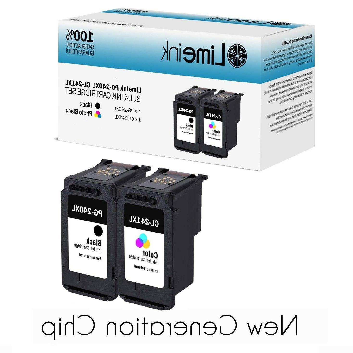pg 240xl cl 241xl black color ink