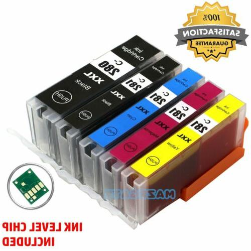 pgi 280xxl cli 281xxl ink cartridges